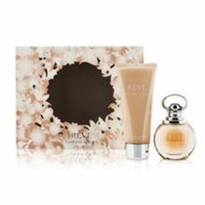 VAN CLEEF & ARPELS Reve Coffret: Eau De Parfum Spray 50ml/1.7oz + Body Lotion 100ml/3.3oz For Women