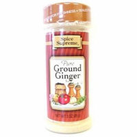 Spice Supreme Ground Ginger (pack Of 48)
