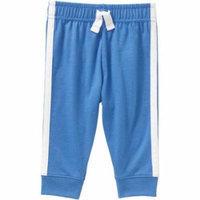 Garanimals Newborn Baby Boy Solid Taped Jersey Pants
