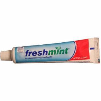 Freshmint 3 Oz Freshmint Premium Anticavity Toothpaste (pack Of 72)