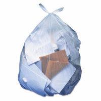 Heritage Bag Low-Density Can Liners, 20-30 gal, 0.5 mil, 30 x 36, Black, 250/Carton -HERH6036MK