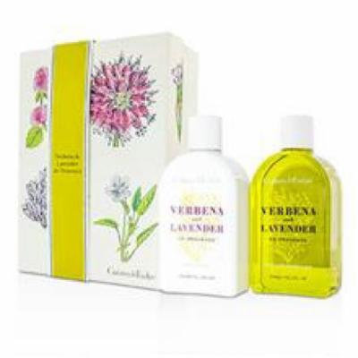 Crabtree & Evelyn Verbena & Lavender Duo: Bath & Shower Gel 250ml + Body Lotion 250ml