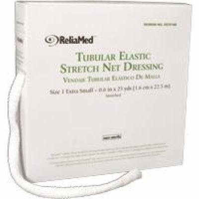 ReliaMed Tubular Elastic Stretch Net Dressings - Precut Dressing - Size B (10 yds, 1.2