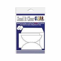 Clear Scraps Send It Clear Scallop
