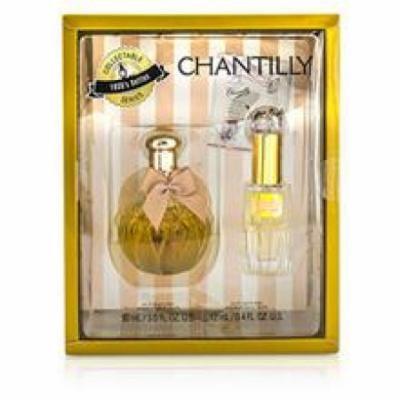 Dana Chantilly Coffret: Eau De Toilette Spray 90ml/3oz + Eau De Toilette Spray 12ml/0.4oz For Women
