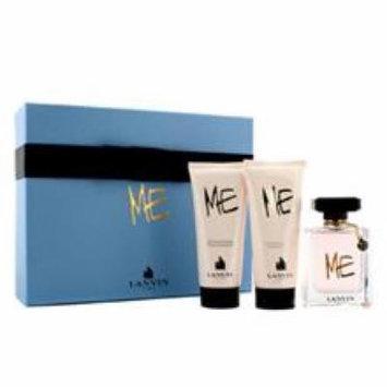 LANVIN Me Coffret: Eau De Parfum Spray 80ml/2.6oz + Perfumed Body Lotion 100ml/3.3oz + Perfumed Shower Gel 100ml/3.3oz F
