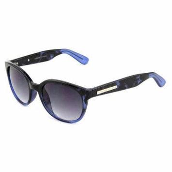 Adrienne Vittadini AV1010 Women Cateye Blue Sunglasses NWT