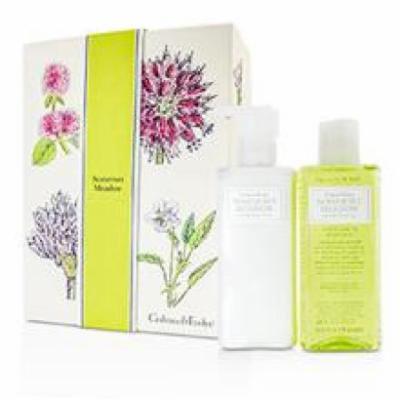 Crabtree & Evelyn Somerset Meadow Duo: Bath & Shower Gel 200ml + Body Lotion 200ml
