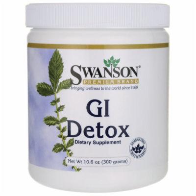 Swanson Gi Detox Powder 10.6 oz (300 grams) Pwdr