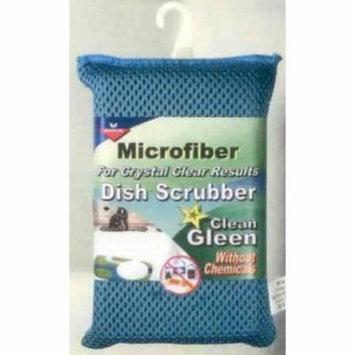 Ddi Microfiber Sponge Dish Scrubber (pack Of 72)