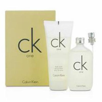Calvin Klein Ck One Coffret: Eau De Toilette Spray 50ml/1.7oz + Body Wash 100ml/3.4oz For Women