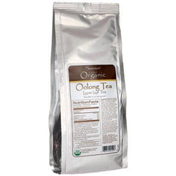 Swanson Certified Organic Loose Leaf Oolong Tea 3.5 oz (100 grams) Pkg