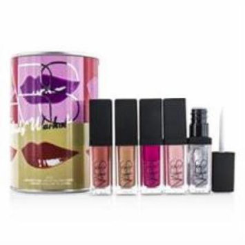 NARS 16112702614 Kiss Larger Than Life Lip Gloss Coffret - Andy Warhol Edition - 5x Lip Glosses - 5x 3.5ml-0.11oz
