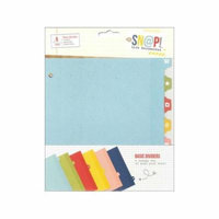 Simple Stories Life Doc Snap Divider Basic
