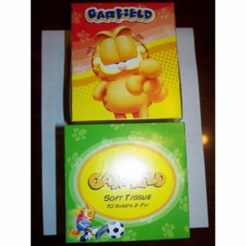 Garfield Facial Tissue - Kids (pack Of 80)