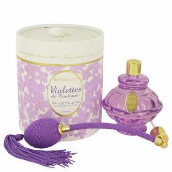 Violettes De Toulouse for Women by Berdoues EDT Spray 2.64 oz