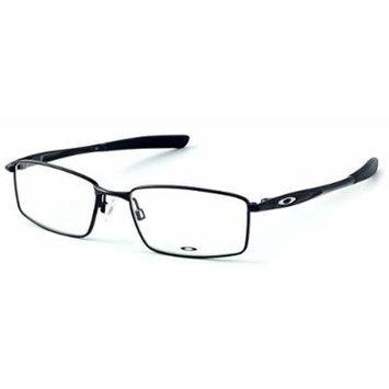 Oakley RX Designer Optical Eyeglasses OX3180-0153 in Black DEMO LENS