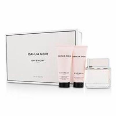 Givenchy Dahlia Noir Coffret: Eau De Toilette Spray 75ml/2.5oz + Body Milk 75ml/2.5oz + Bath Gel 75ml/2.5oz For Women