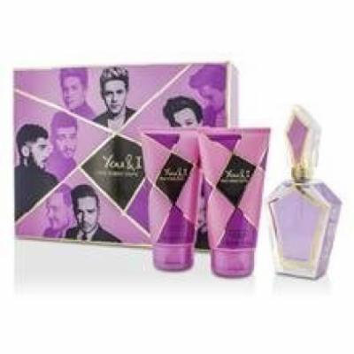 ONE DIRECTION You & I Coffret: Eau De Parfum Spray 100ml/3.4oz + Body Lotion 150ml/5.1oz + Shower Gel 150ml/5.1oz For Wo