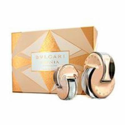 Bvlgari Omnia Crystalline Coffret: Eau De Parfum Spray 65ml/2.2oz + Eau De Parfum Purse Spray 15ml/0.5oz For Women