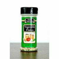 Pack of 12 Spice Supreme Vegetable Flakes Seasonings 2 oz. #30710