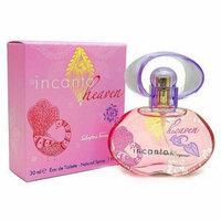 INCANTO HEAVEN Salvatore Ferragamo 1.0 EDT Spray Womens Perfume NEW NIB