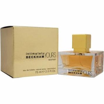 David Beckham Intimately Beckham Yours for Women Eau de Toilette Spray, 2.5 oz