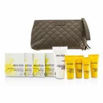 Decleor Travel Set: Day Cream 15ml + Rich Cream 15ml + Night Cream 15ml + Night Balm 5ml + Body Milk 50ml + 4 Samples +