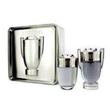 PACO RABANNE Invictus Coffret: Eau De Toilette Spray 100ml/ 3.4oz + After Shave Lotion 100ml/3.4oz For Men