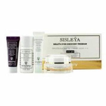 Sisleya Eyes Discovery Program: Eye & Lip Cream + Makeup Remover + Cream Mask + Hydra-Global