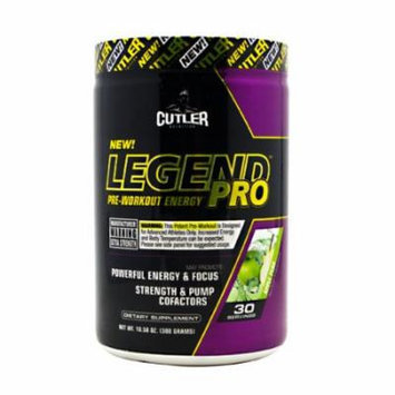 Cutler Nutrition Legend Pro