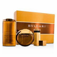 Bvlgari Aqva Amara Coffret: Eau De Toilette Spray 100ml/3.4oz + Shampoo & Shower Gel 200ml/6.8oz + Eau De Toilette Spray