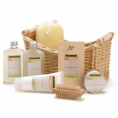Zingz & Thingz 57070532 Lemongrass Eucalyptus Spa Bath Set