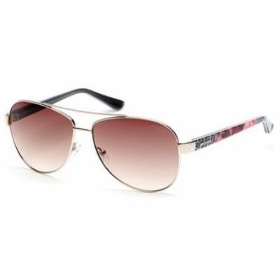 GUESS Sunglasses GU7384 32F Olive 60MM