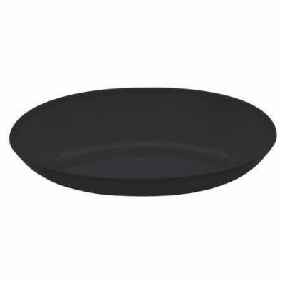 Club Pack of 12 Jet Back Small oval Plastic Bowl