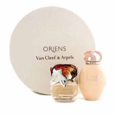 Van Cleef & Arpels Oriens Coffret: Eau De Parfum Spray 50ml/1.7oz + Body Lotion 150ml/5oz For Women