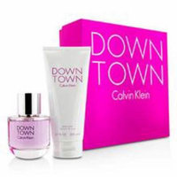 Calvin Klein Downtown Coffret: Eau De Parfum Spray 90ml/3oz + Body Lotion 200ml/6.7oz (pink Box) For Women