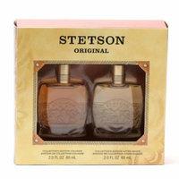 COTY Stetson Men- 2 Oz Col/ 2 Oz Decanter As