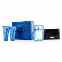 Versace Eau Fraiche Coffret: Eau De Toilette Spray 100ml/3.4oz + After Shave Balm 50ml/1.7oz + Bath & Shower Gel 50ml/1.