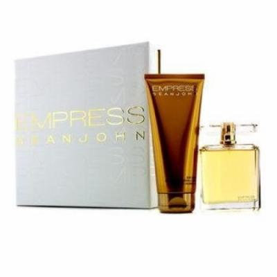 SEAN JOHN Empress Coffret: Eau De Parfum Spray 100ml/3.4oz + Body Cream 200ml/6.7oz For Women