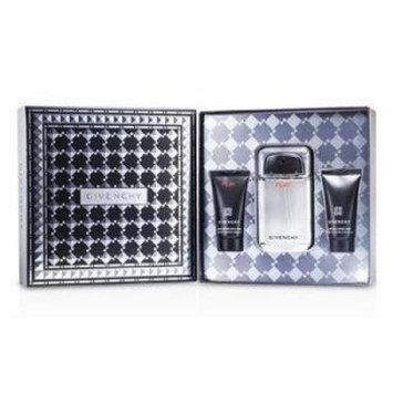 Givenchy Play Coffret: Eau De Toilette Spray 100ml/3.3oz + Shower Gel 50ml/1.7oz + After Shave Gel 50ml/1.7oz For Men