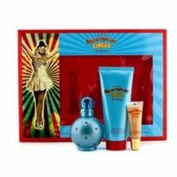 BRITNEY SPEARS Circus Fantasy Coffret: Eau De Parfum Spray 50ml/1.7oz + Body Souffle 100ml/3.3oz + Lip Gloss 8ml/0.27oz