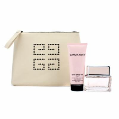 Givenchy Dahlia Noir Coffret: Eau De Toilette Spray 50ml/1.7oz + Body Milk 100ml/3.3oz + Pouch For Women