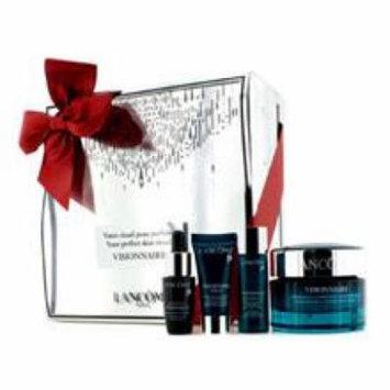 Lancome Visionnaire (your Perfect Skin Ritual) Set: Advanced Cream 50ml + Skin Corrector 7ml + Concentrate 7ml + Eye Con