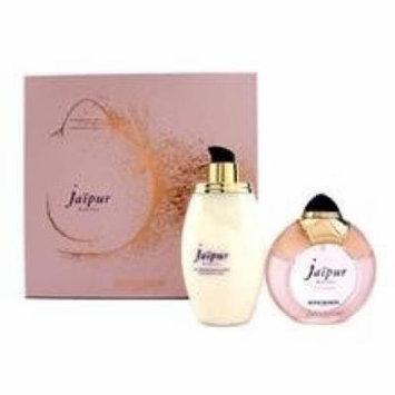 BOUCHERON Jaipur Bracelet Coffret: Eau De Parfum Spary 100ml/3.3oz + Body Lotion 200ml/6.7oz For Women