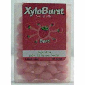 Berry Mints XyloBurst 60 ct Mint