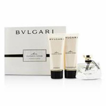 Bvlgari Mon Jasmin Noir Coffret: Eau De Parfum Spray 75ml/2.5oz + Bath & Shower Gel 100ml/3.4oz + Body Lotion 100ml/3.4o