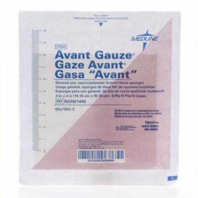 Avant Gauze Non-Woven Sterile Sponges NON21446Z
