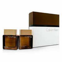 Calvin Klein Euphoria Intense Coffret: Eau De Toilette Spray 100ml/3.4oz + After Shave 100ml/3.4oz For Men