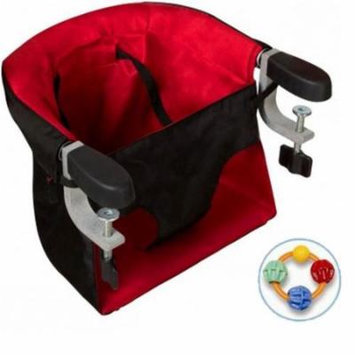 Mountain Buggy 65876 Pod Clip-on Portable High Chair with Click Clack Balls Teet